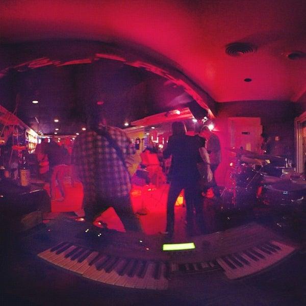 Photo taken at Joe Squared Pizza & Bar by Benjamin J. on 3/31/2012