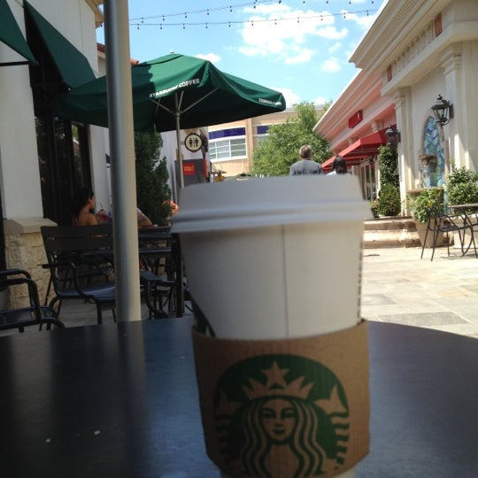 Photo taken at Starbucks by AlmostVeggies.com on 5/28/2012