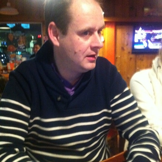Photo taken at Hooters of Ontario by Geert F. on 3/3/2012