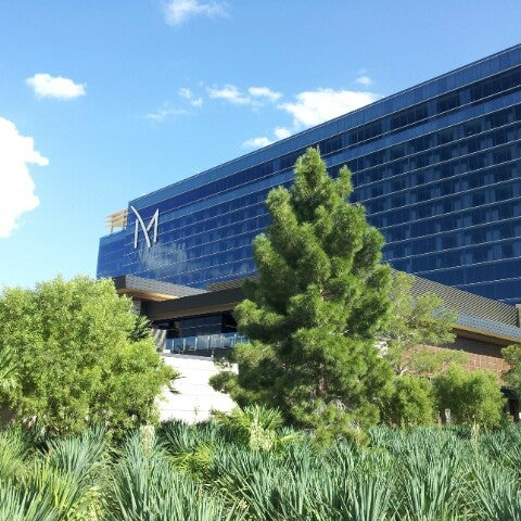 Photo taken at M Resort Spa Casino by Jay J. on 8/25/2012