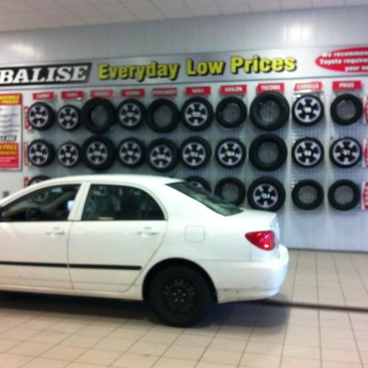 Balise Toyota Scion 1399 Riverdale St