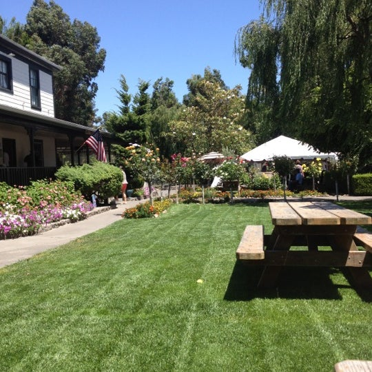 Photo taken at Cline Cellars by Courtney E. on 7/8/2012