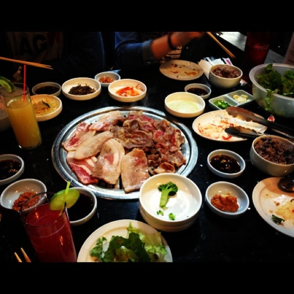 Best Korean Restaurants Federal Way