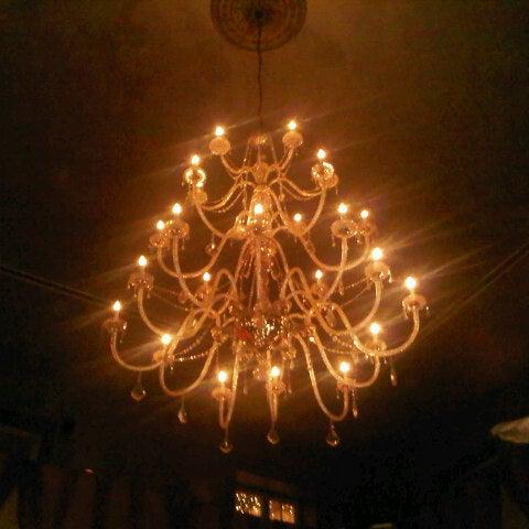Photo taken at Park Café by Dolina on 12/29/2012