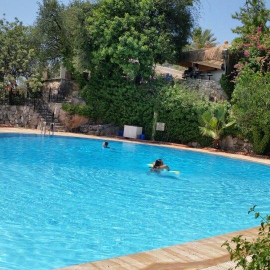 7/27/2014 tarihinde Muharrem Ç.ziyaretçi tarafından Paradise Garden Butik Hotel'de çekilen fotoğraf