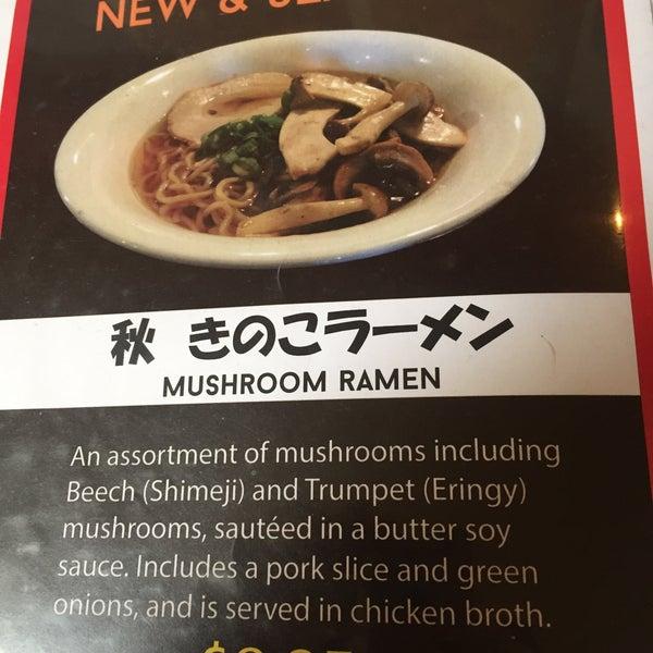 Photo taken at Samurai Noodle by Matthew C. on 10/11/2015