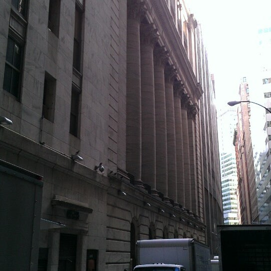 Photo taken at NYSE Euronext by Ken N. on 9/13/2013