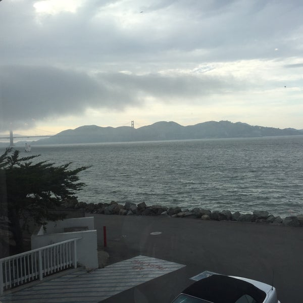 Photo taken at Golden Gate Yacht Club by David F. on 7/2/2015