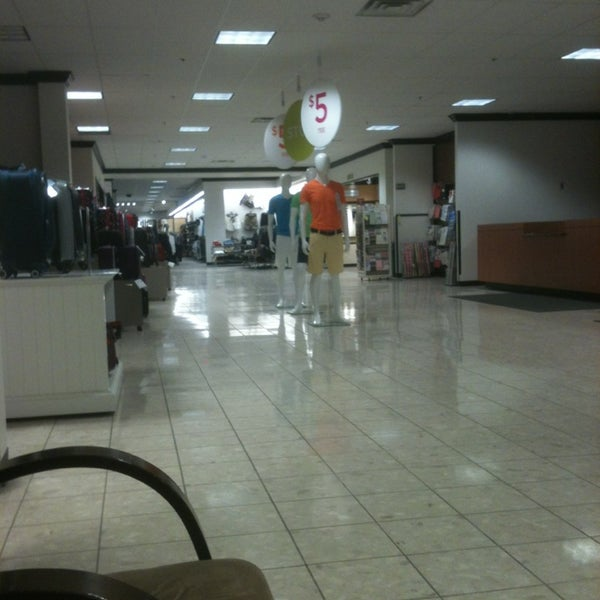 Jcpenney Department Store In Madison