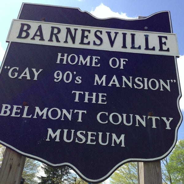 Belmont county gay 90 s museum