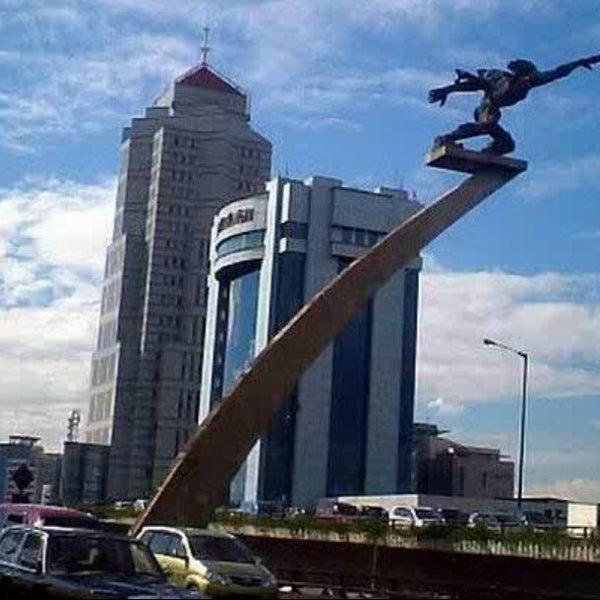Patung Dirgantara  Patung  Pancoran Monument Landmark