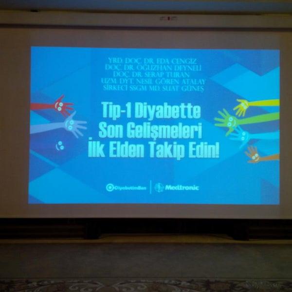 Foto diambil di Silence Hotels Istanbul oleh Uğur ilhami Ö. pada 10/26/2013