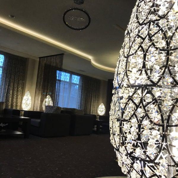 Снимок сделан в Premier Hotel Abri пользователем Levent ✨. 9/1/2017