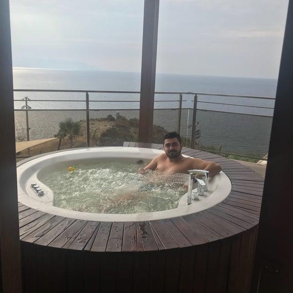 9/29/2017 tarihinde Sinan D.ziyaretçi tarafından Suhan360 Hotel & Spa'de çekilen fotoğraf