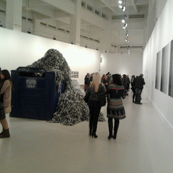 Foto tomada en CAC Málaga - Centro de Arte Contemporáneo por Laurent S. el 4/5/2013