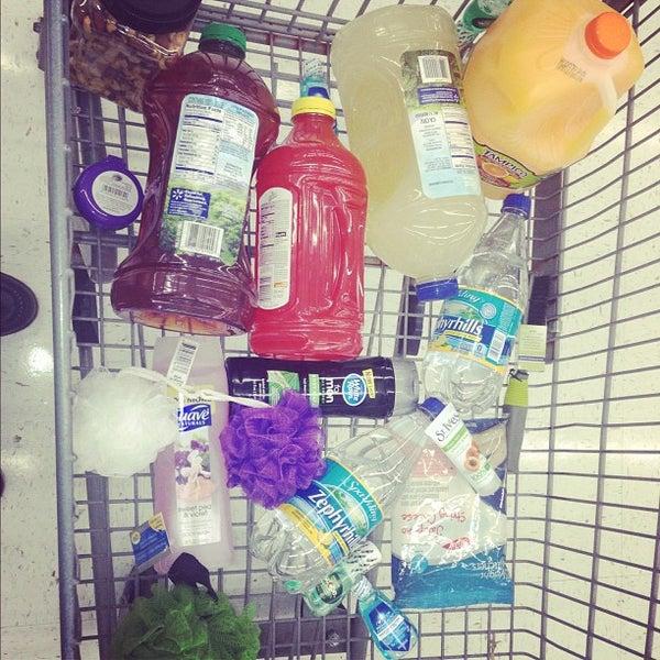 Photo taken at Walmart Supercenter by Cameron G. on 11/19/2012