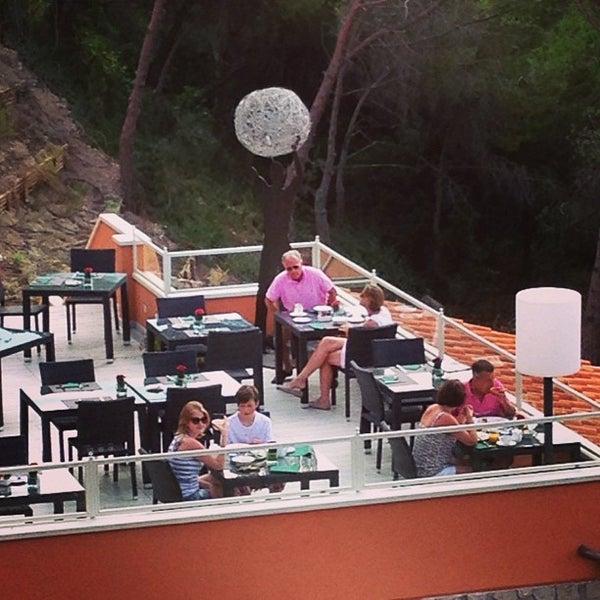 Foto scattata a Torre di Cala Piccola Hotel Monte Argentario da Varvara K. il 7/5/2013