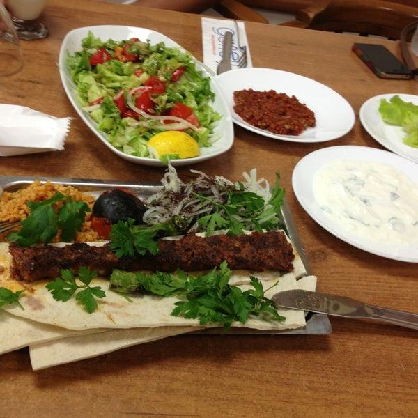 8/8/2013 tarihinde Mehmet Oktay G.ziyaretçi tarafından Güney Kebap'de çekilen fotoğraf