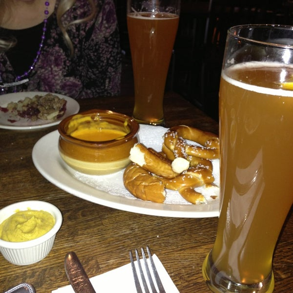 Photo taken at Black Forest Brew Haus by Therese F. on 3/26/2013