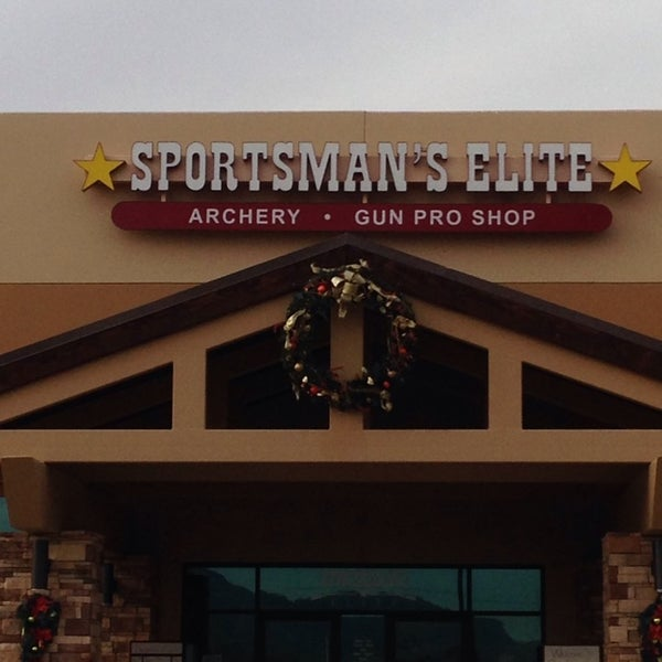 Denver Indoor Shooting: Sporting Goods Shop In El Paso