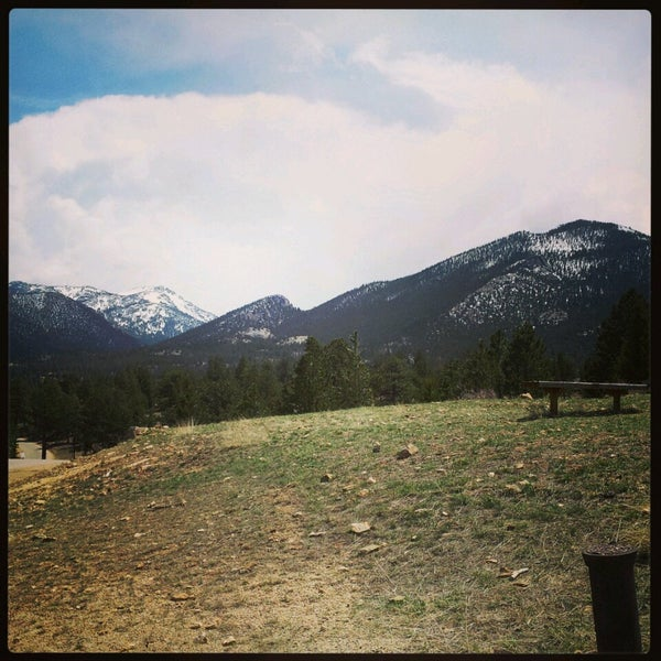 Photo taken at YMCA of the Rockies by Tails of Fort Collins on 5/12/2013