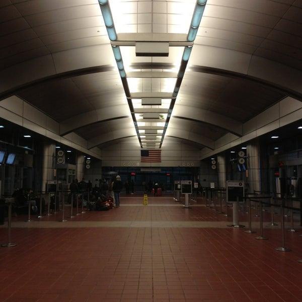 Photo taken at South Station Terminal (MBTA / Amtrak) by Madison G. on 12/23/2012