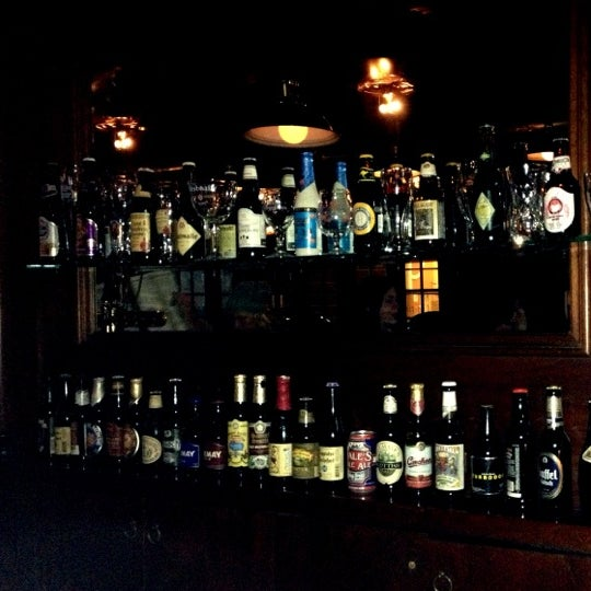 Photo taken at Amsterdam Ale House by Madison G. on 11/17/2012