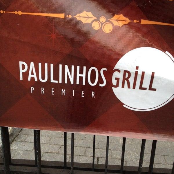 Foto tirada no(a) Paulinho's Grill por Sinha L. em 11/1/2013