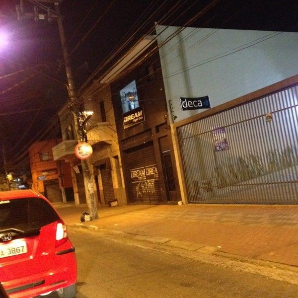 Photo taken at Rua Clélia by Sinha L. on 9/13/2014