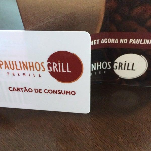Foto tirada no(a) Paulinho's Grill por Sinha L. em 2/19/2015