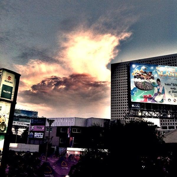 Photo taken at Major Cineplex Ratchayothin by Thanakorn K. on 9/28/2013