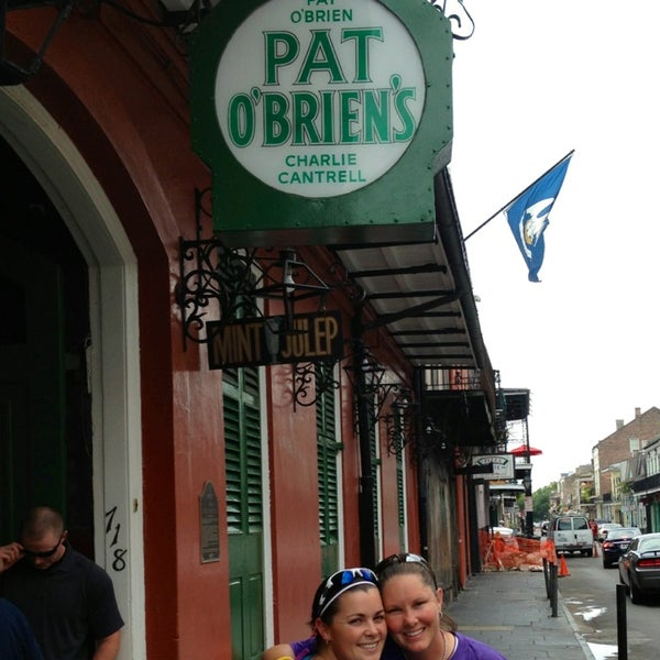Photo taken at Pat O'Brien's by Dackri D. on 7/22/2013