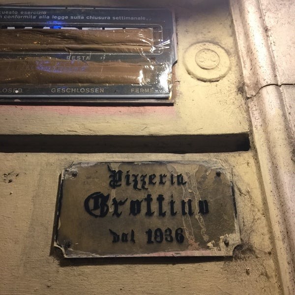 Photo taken at Il Grottino by Lewis W. on 5/15/2017
