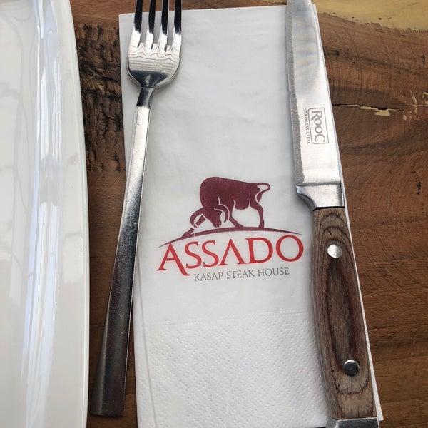 9/19/2018 tarihinde M.c.bziyaretçi tarafından Assado Steak House'de çekilen fotoğraf