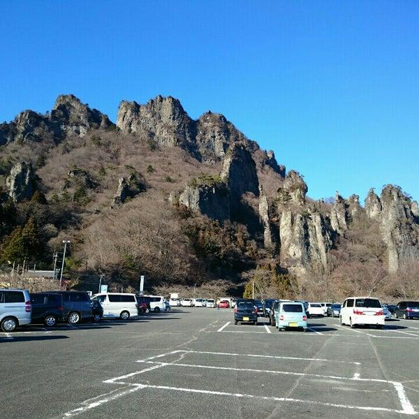 Photo taken at 妙義公園駐車場 by いかめし on 1/10/2016