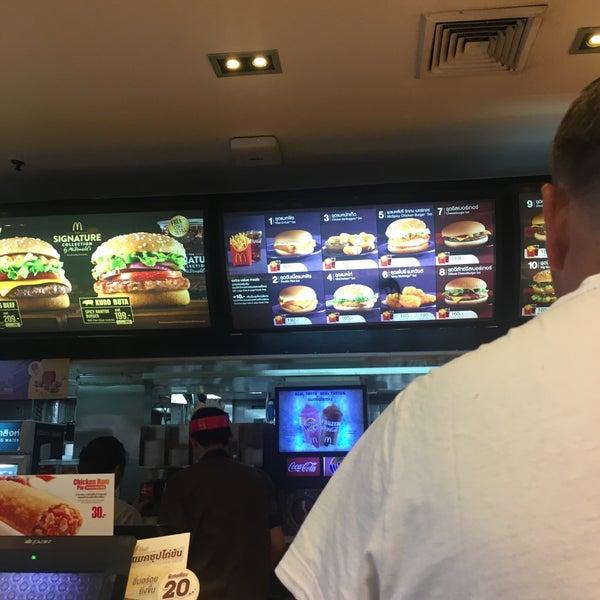 Photo taken at McDonald's by SITANG on 1/29/2017