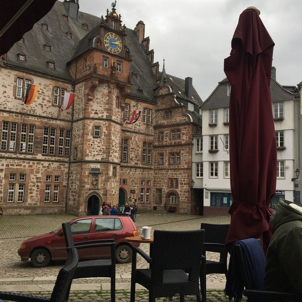 Cafe Am Markt Markt  Marburg