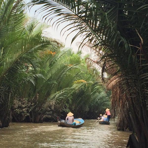 Photo taken at Coconut Island by Sevinç A. on 2/1/2016