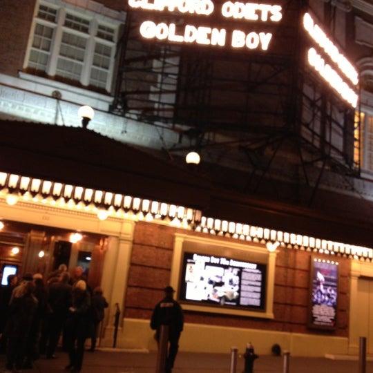 รูปภาพถ่ายที่ Belasco Theatre โดย George H. เมื่อ 11/14/2012