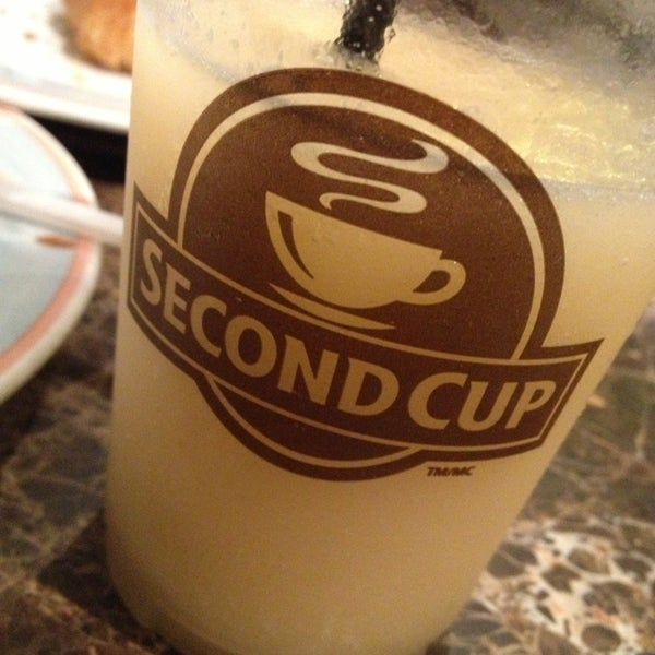 Photo taken at SECOND CUP by Saad M S. on 5/31/2013