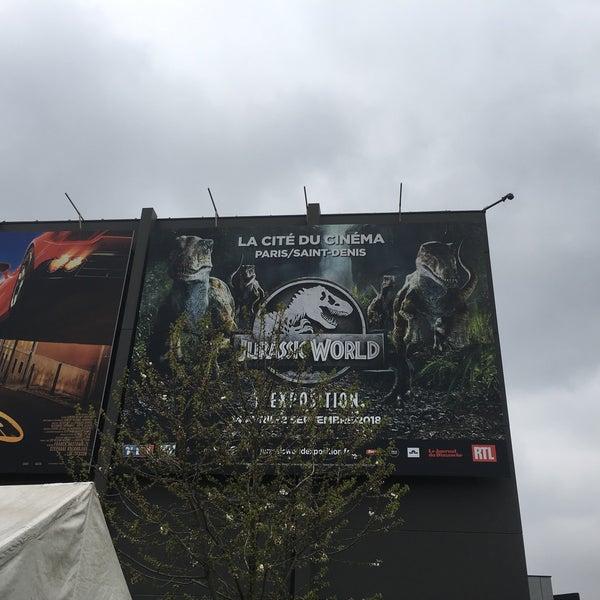 Das Foto wurde bei Cité du Cinéma von Nicolas L. am 4/12/2018 aufgenommen