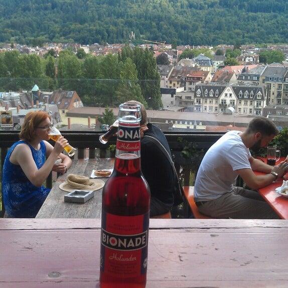 Снимок сделан в Greiffenegg Schlössle Restaurant пользователем 💛 J. 8/10/2013