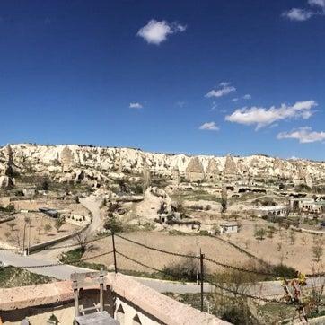 4/11/2014 tarihinde Bülentziyaretçi tarafından Sos Cave Hotel'de çekilen fotoğraf