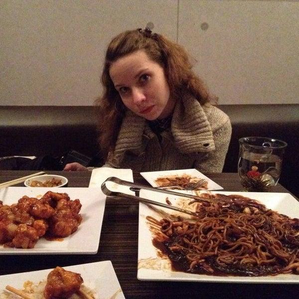 Photo taken at Shanghai Mong by Liza M. on 1/25/2014