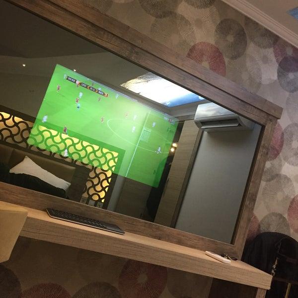 4/13/2017 tarihinde Fatih A.ziyaretçi tarafından Ünlüselek Hotel'de çekilen fotoğraf