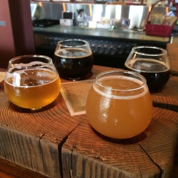 Photo taken at Haw River Farmhouse Ales by M on 6/22/2016