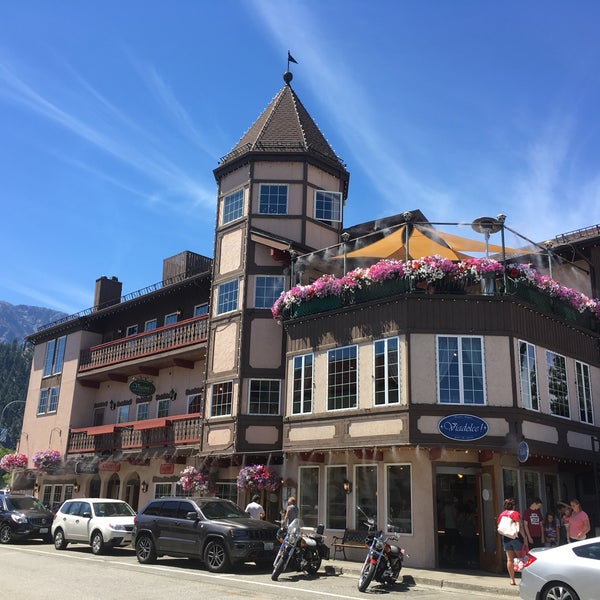 Photo taken at Town of Leavenworth by Raymon Z. on 6/25/2017