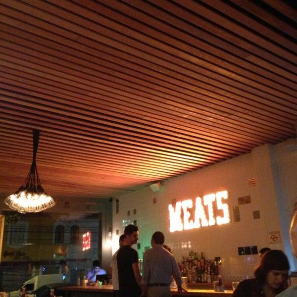 Foto tirada no(a) Meats por Bruno L. em 3/17/2013