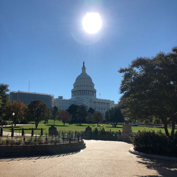 Photo taken at Washington, D.C. by Elçin P. on 10/1/2017