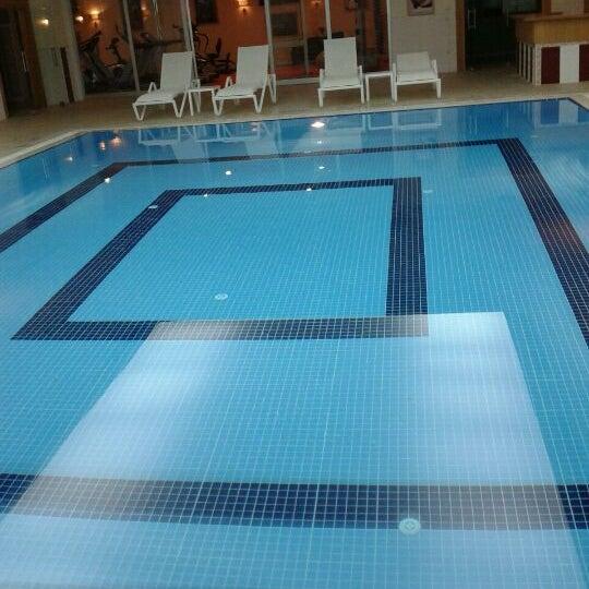 Das Foto wurde bei Harrington Park Resort Hotel von Beyza K. am 5/26/2013 aufgenommen